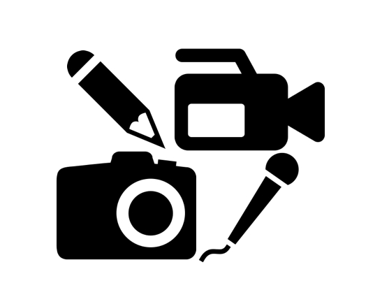 Journalist clipart notice Problematic do use training or