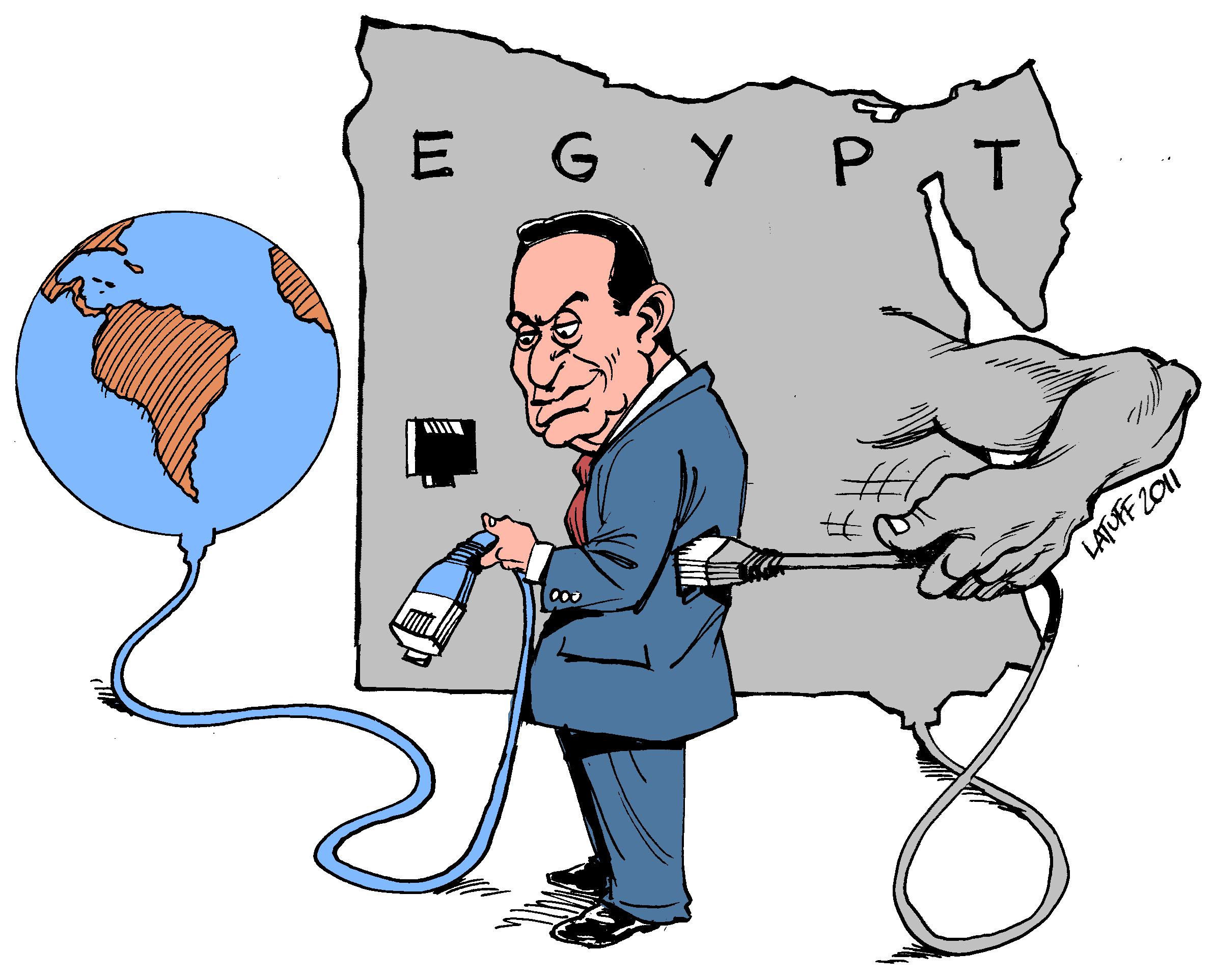 Journalist clipart notice IPF in Egypt journalist about