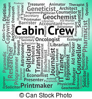 Steward clipart cabin crew Crew crew 407 Airline And