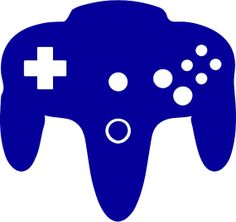 Controller clipart nintendo controller 00 Gamer Nintendo Game File