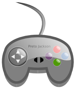 Controller clipart game control At Controller Game art Art