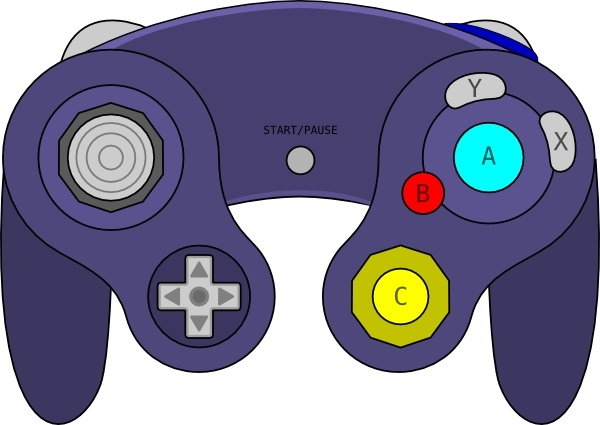 Controller clipart joystick Gamepad free (17 download Free