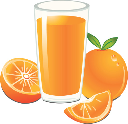 Juice clipart Orange clipart Glass juice clipart
