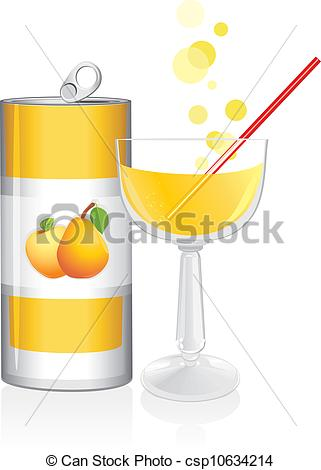 Juice clipart drink can #2