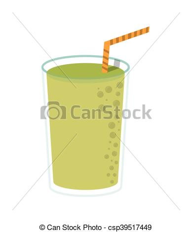 Juice clipart drinking straw #5