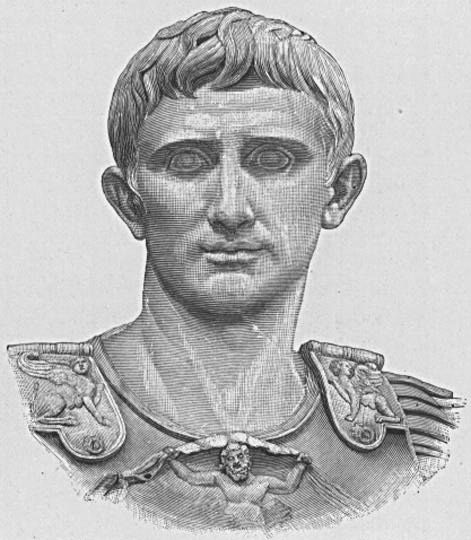 Julius Caesar clipart Augustus Caesar ClipArt Of Augustus  Timeline