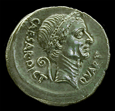 Julius Caesar clipart Julius Caesar Coin Drawing On was appointed coin said
