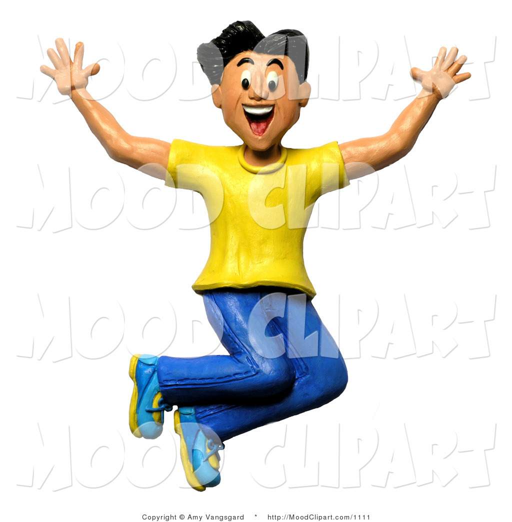 Mood clipart happy · Jumping Free Images excitement%20clipart