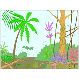 Jungle clipart – Savoronmorehead the Jungle clipart