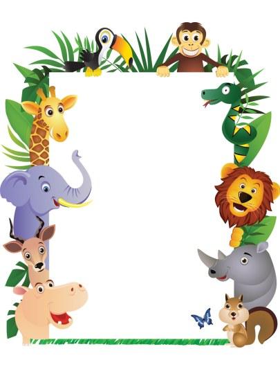 Jungle clipart Art clipart Clipartix clip Jungle