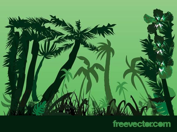 Jungle clipart Com Jungle Gclipart art 2