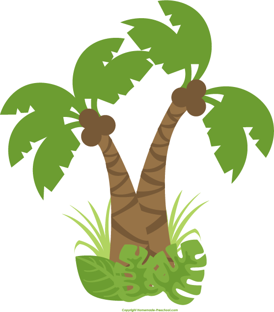 Number clipart jungle Free jungle%20clipart Jungle Clipart Images