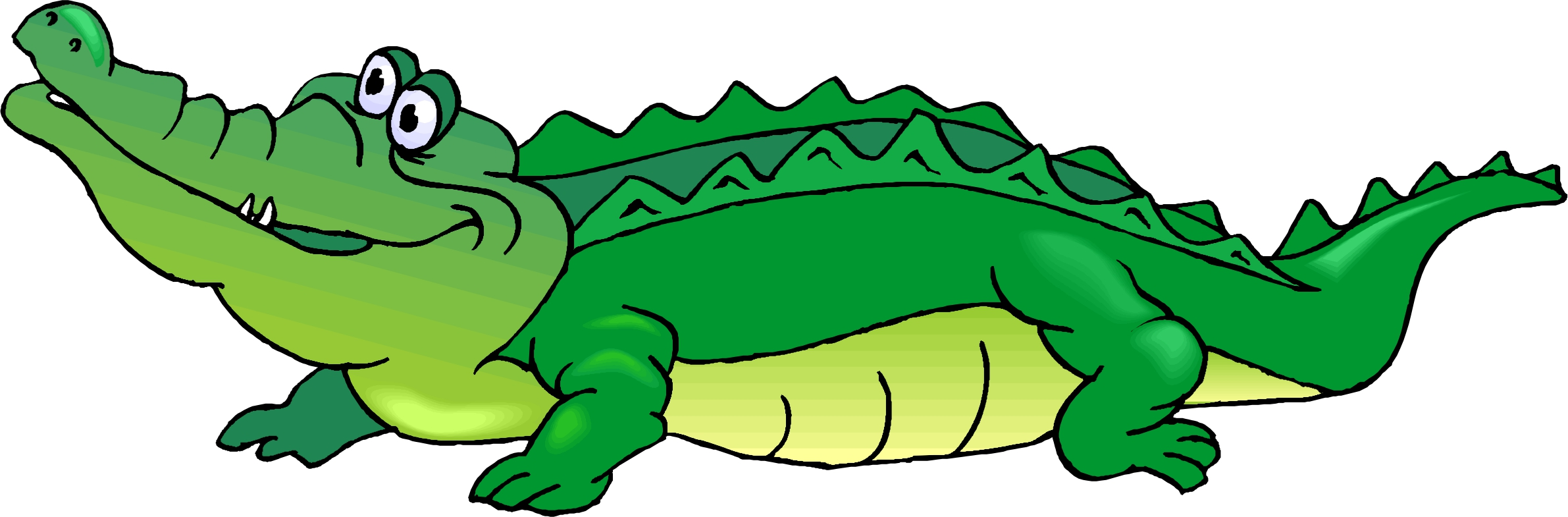 Alligator clipart printable Cartoon Crocodile Crocodile Clipart cliparts