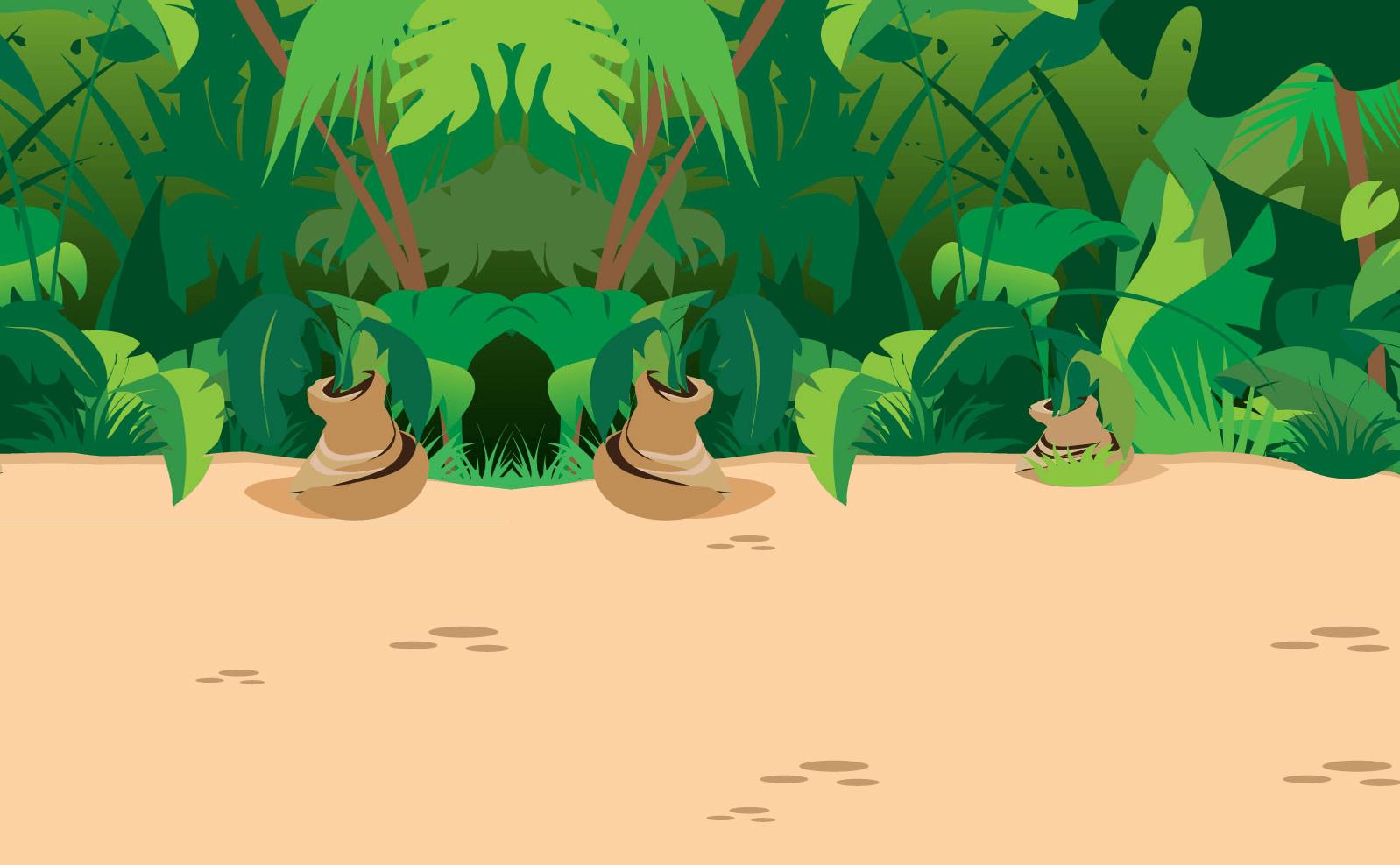 Path clipart jungle Jungle Background Jungle WallpaperSafari Background