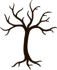 Branch clipart tree stick Art vector Without Art Branches