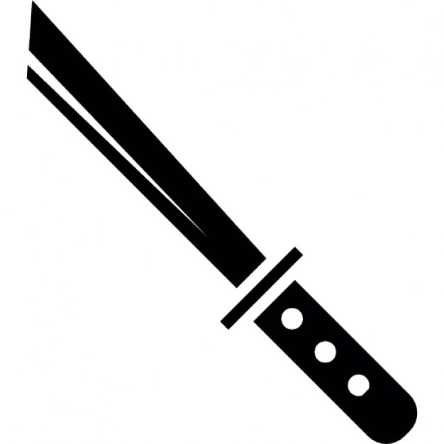 Katana clipart black and white Free Photos handle Vectors with