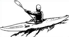 Kayak clipart Kayaking Kayak Clipart Free