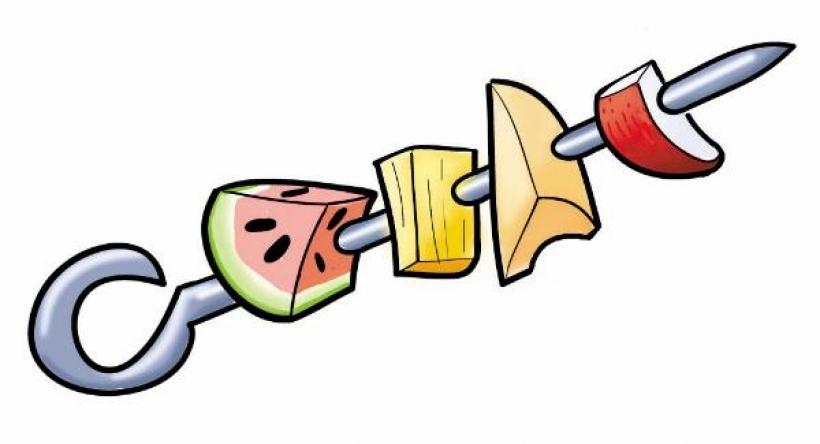 Kebab clipart Edition fruit wlio hometownstations news