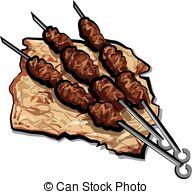 Kebab clipart Kebab Kebab Kebab 2 Illustrations