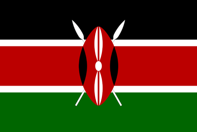 Kenya clipart Clipart download flag free country