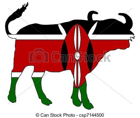 Kenya clipart Kenya Vector cape csp7144500 cape