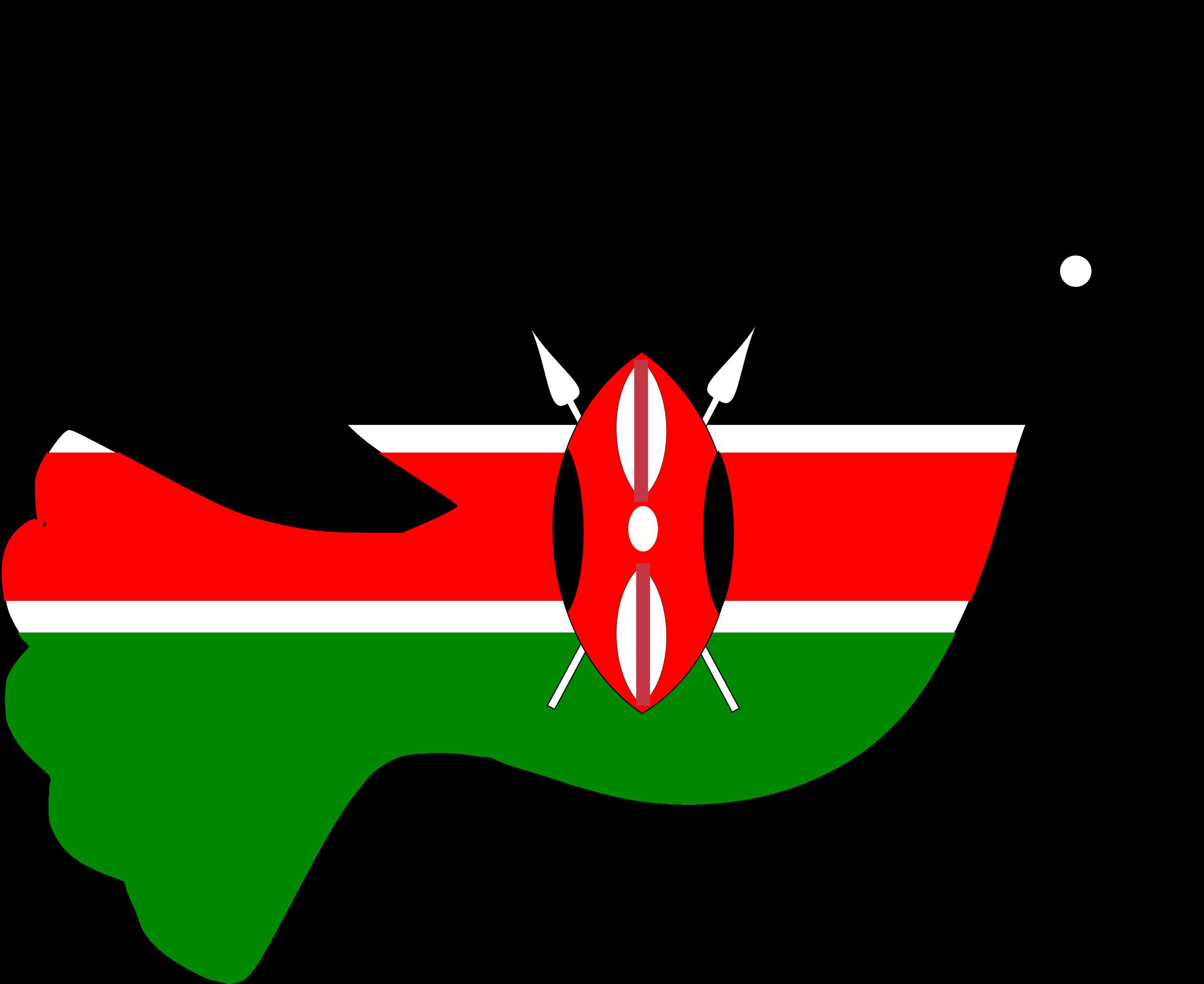 Kenya clipart Kenya peace Clipart Kenya dove