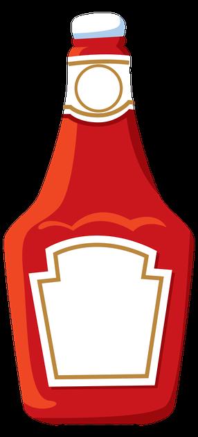 Ketchup clipart Bouffe Clip Minus ZWD_Bread art