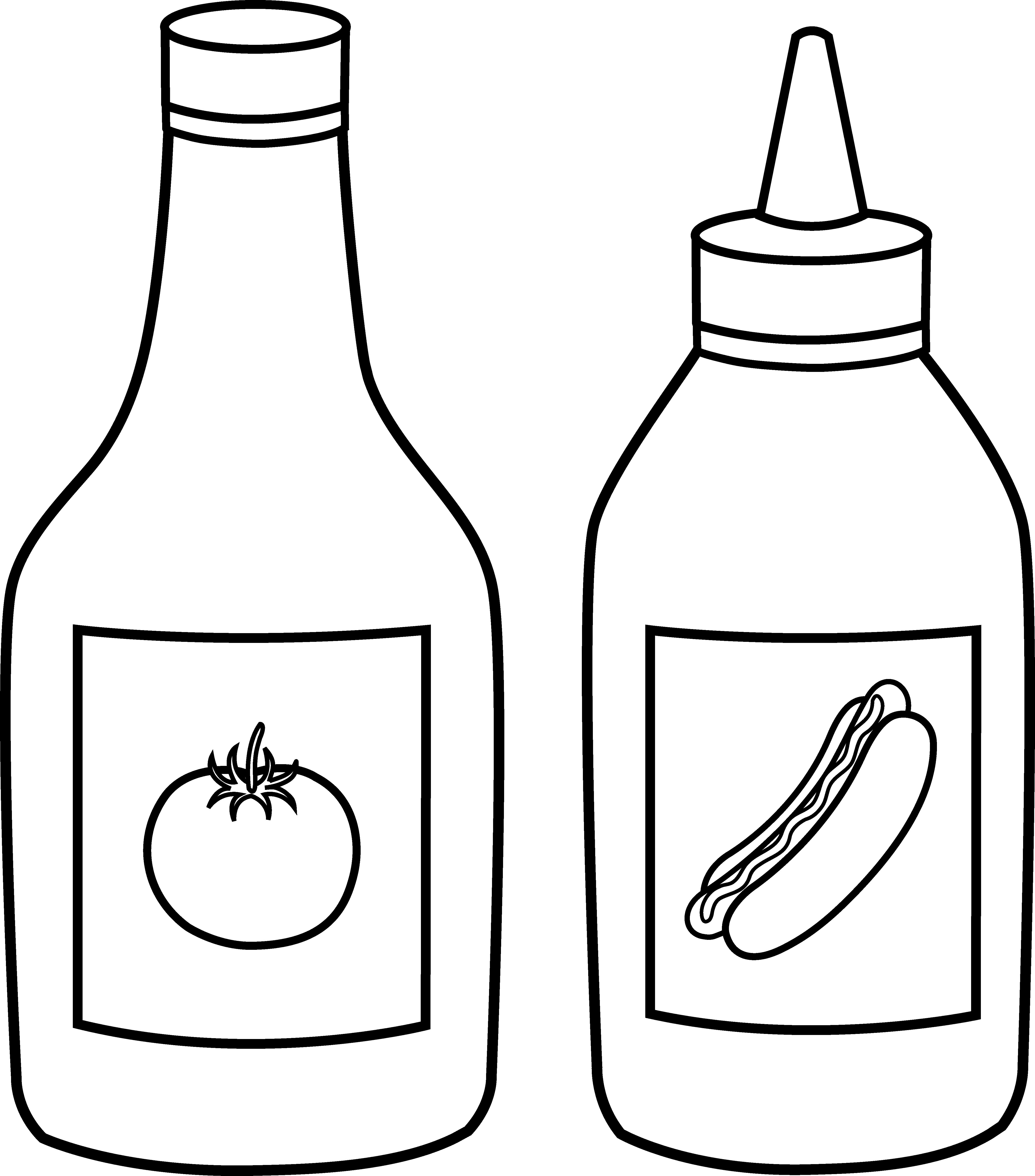 Ketchup clipart Art Panda Images Ketchup Info