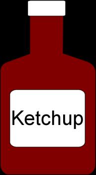 Ketchup clipart Panda Clipart 20clipart Ketchup Images