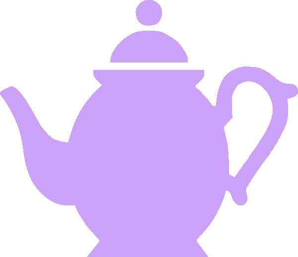 Kettle clipart purple Online vector Clker art Download