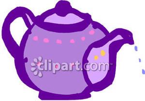 Kettle clipart purple Free Kettle Picture A Kettle