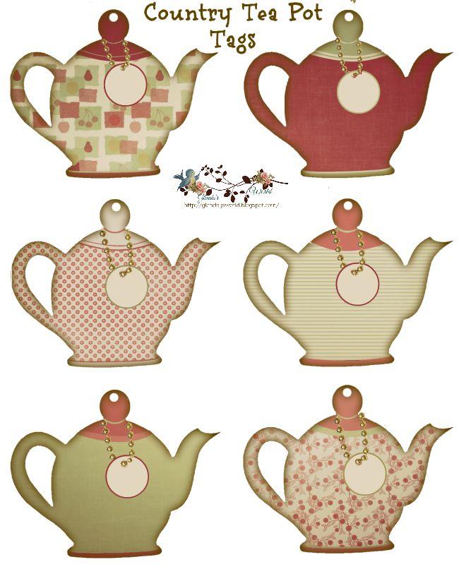 Teapot clipart tea biscuit Illustrations Pot Free on Teapots