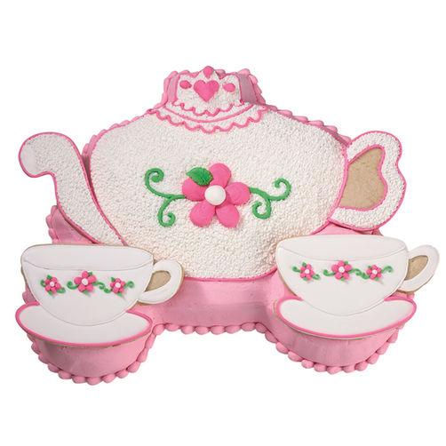 Kettle clipart tea cake Tea Cake Tea Wilton Cake