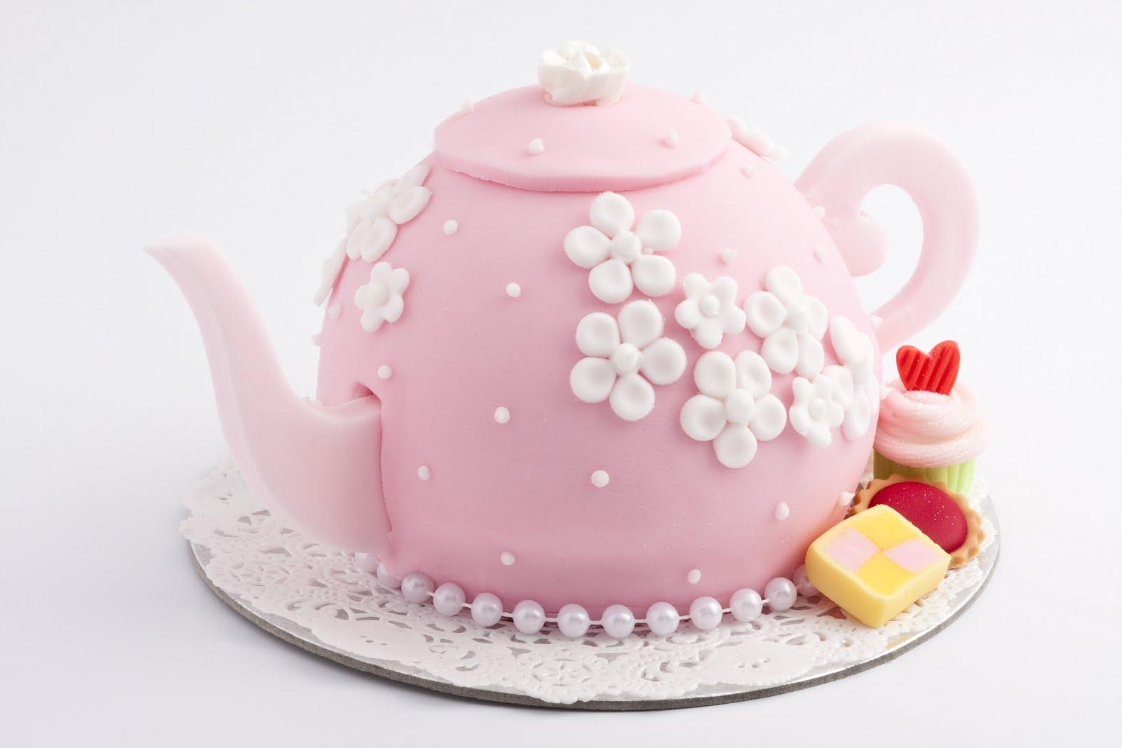 Kettle clipart tea cake Teapot And birthday 357 Filigrana