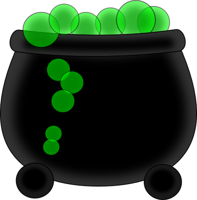 Witchcraft clipart cauldron Witch Clipart Halloween Clipart Pot