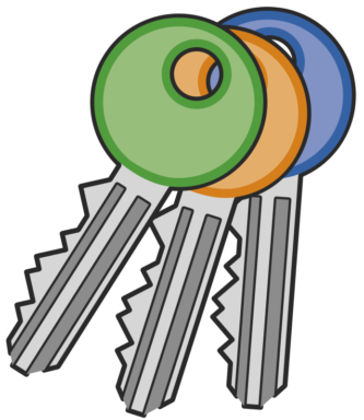 Key clipart Clipart Key Clipart « ClipartPen