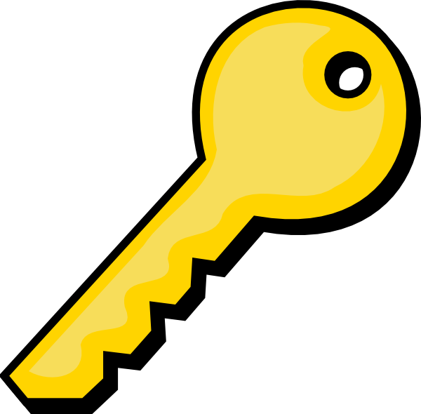 Key clipart red skeleton Free Key clip free Pictures
