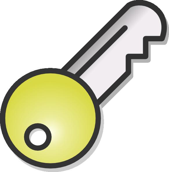 Key clipart animated Vector Art Key free at