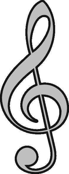 Key clipart clef Art Art at  clip