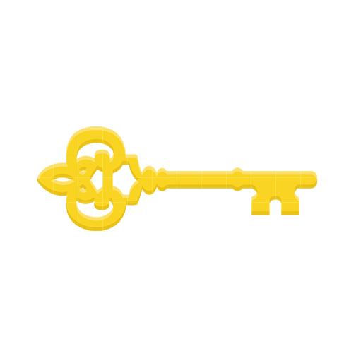 Key clipart door Door key – clipart key
