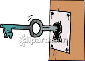 Lock clipart door key Picture Double Picture Key a