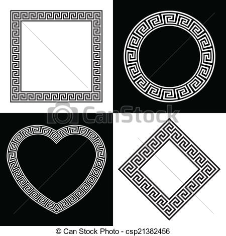 Key clipart four Shapes Four Four Clipart of