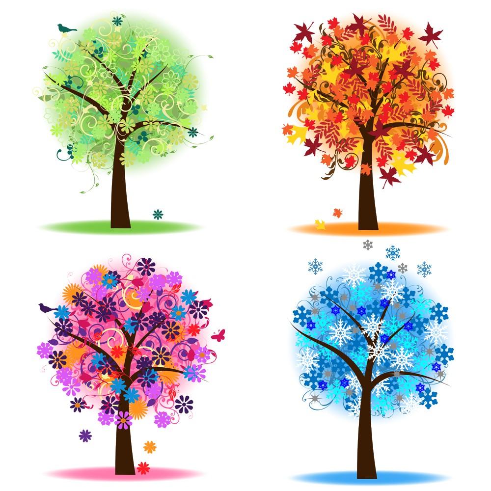 Season clipart autumn winter #1