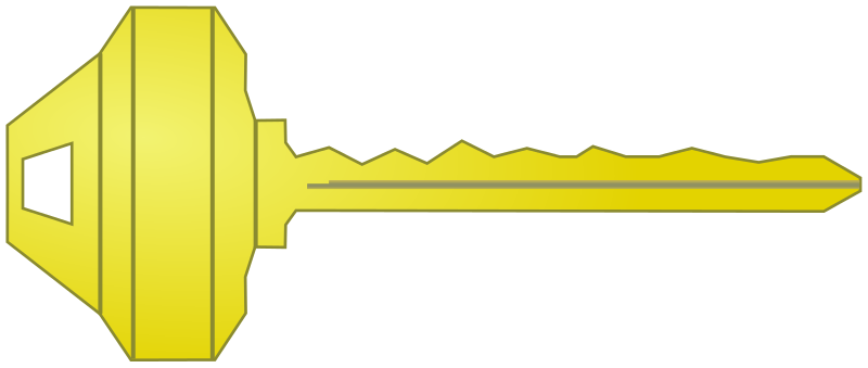 Key clipart house key House%20key%20clipart Clipart House Free Clipart