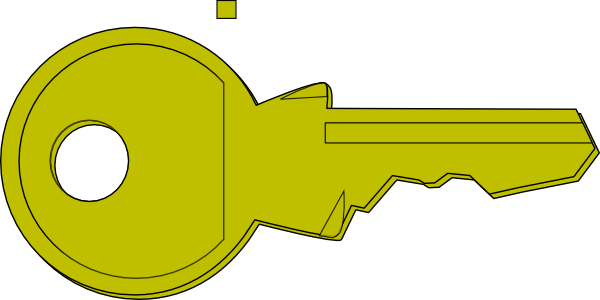 Key clipart key lock #4