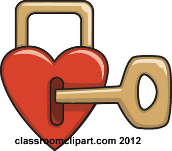 Key clipart key lock #6