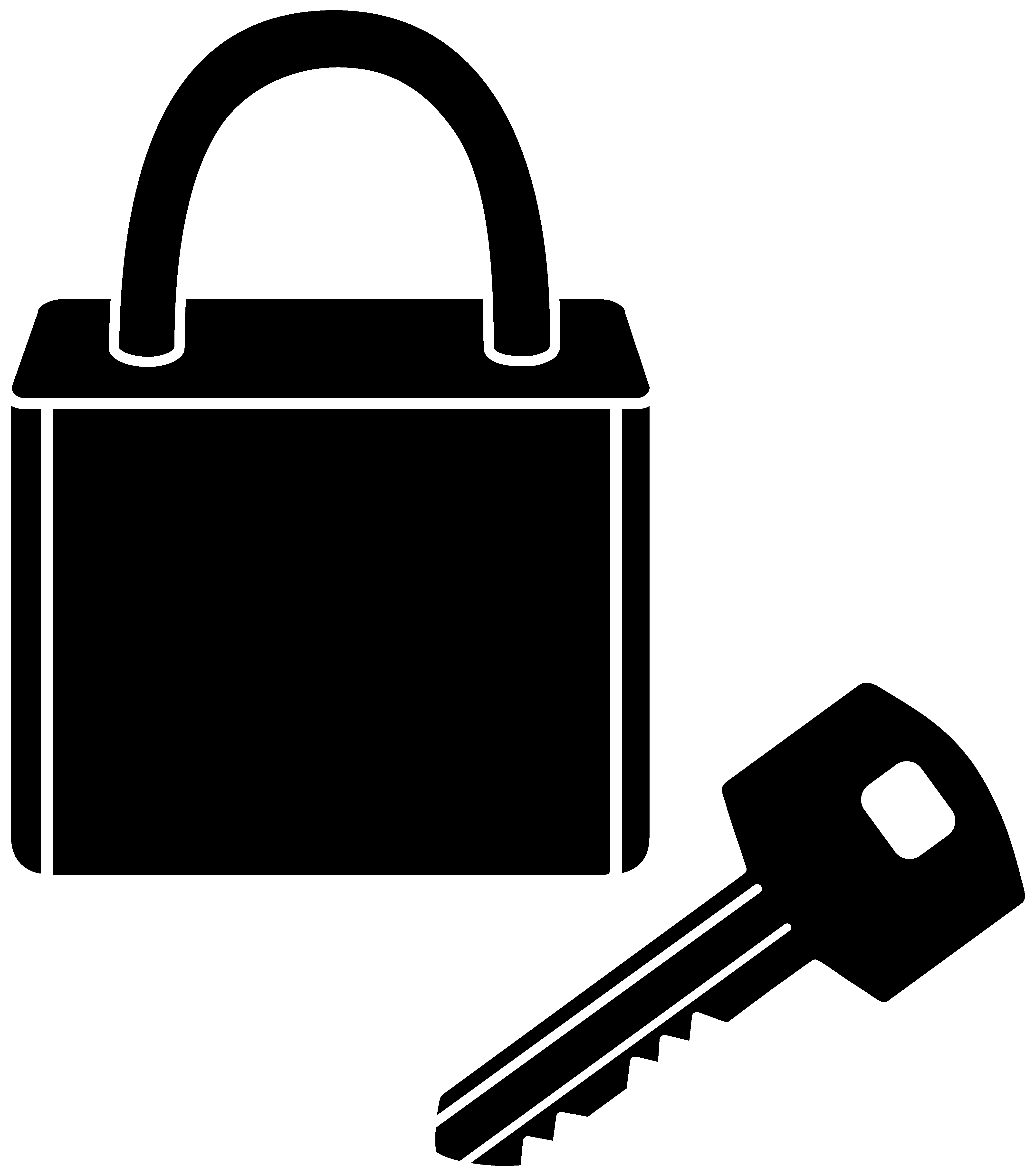 Key clipart key lock #15