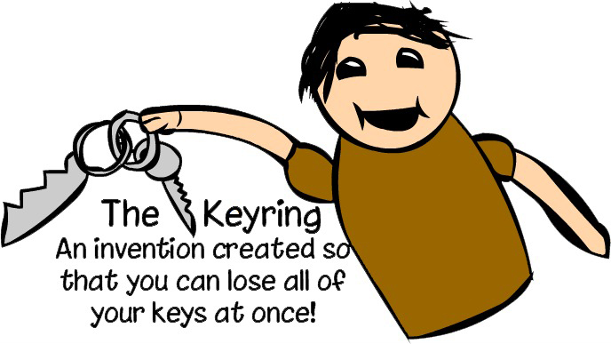 Key clipart lost key Terrible Musings of Chains Souvenir