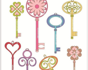 Key clipart new home Clipart Keys new home Silhouette