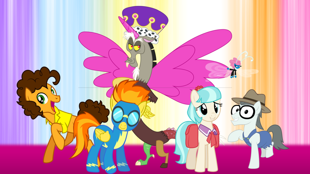 Key clipart six By MLP on The FiM]